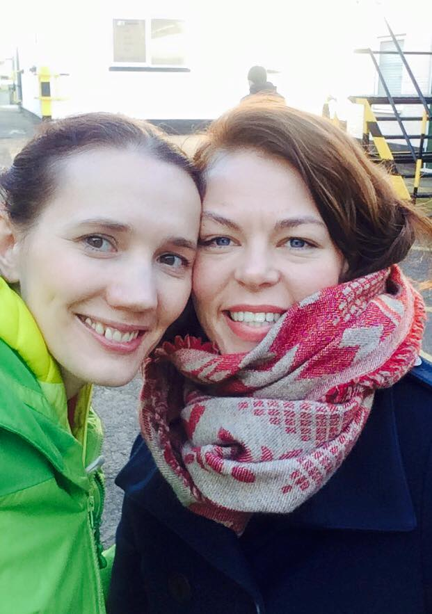 with iris